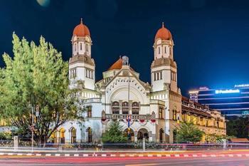 Semarang Kota Yang Panas Dengan Wisata Alam Eksotis