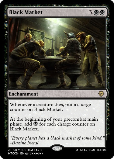 Magic: The Gathering Black Market