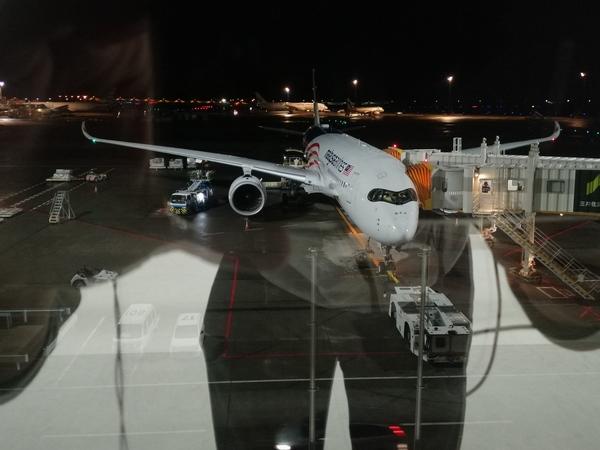 マレーシア航空のA350-900