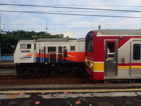 インドネシアと日本の共演