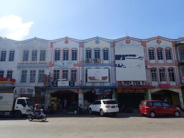 インドネシア領ナゴヤ市内