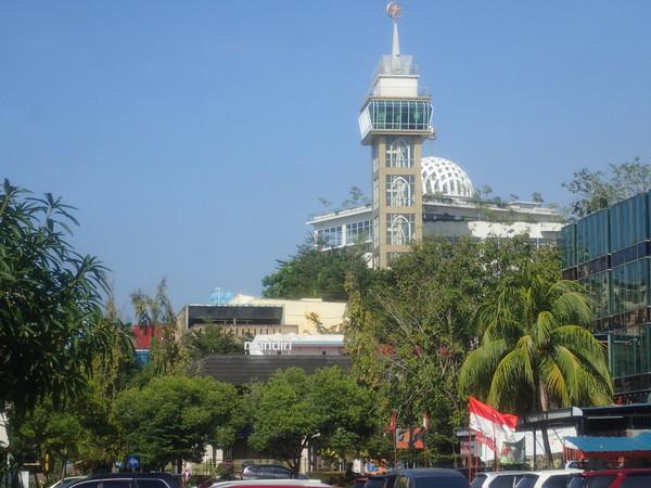 ナゴヤのジャバルアラファーモスク