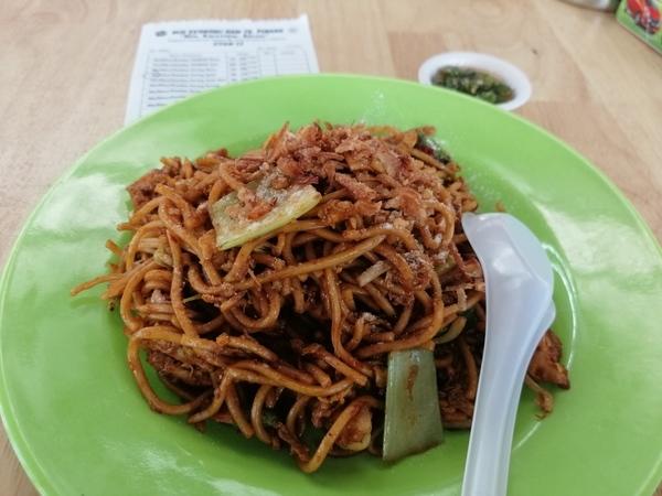 インドネシアの定番料理ミーゴレン