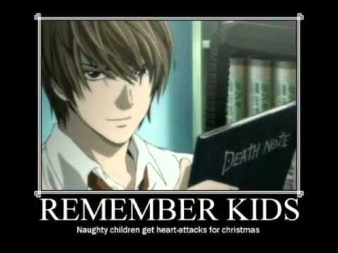 Death Note Remember Kids